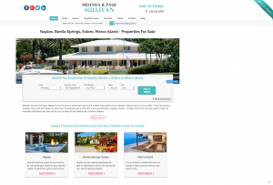 New Bonita Naples Real Estate Website