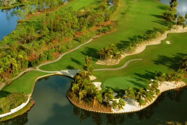 Bonita Springs Florida Golf Course