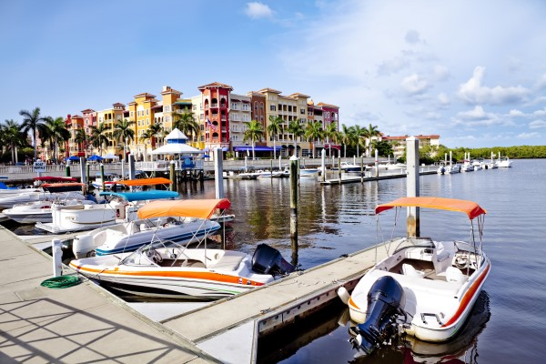 Naples Florida Waterfront